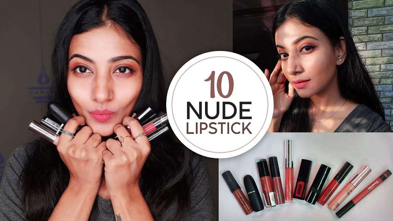 The Best Nude Lipsticks for Dark Skin Tones - theFashionSpot