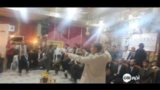 الغوطة تحيي عرسا جماعيا بتقاليد شامية