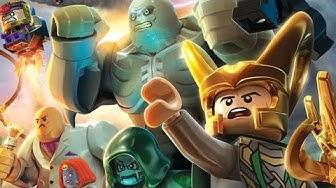 Lego Marvel Super Heroes - Test / Review zum Bauklotz-Helden-Spiel (Gameplay)