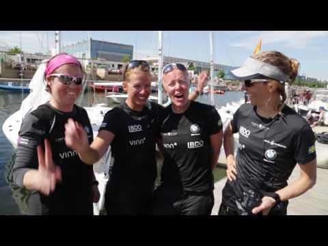 2016 Helsinki Women's Match - Final Day Highlights