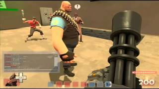 Kids attempting to make a TF2 movie while I ruin it - Part 1