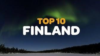 Top 10 Finland Google Street View