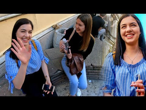 Meeting Serbian Girls At Knez Mihailova