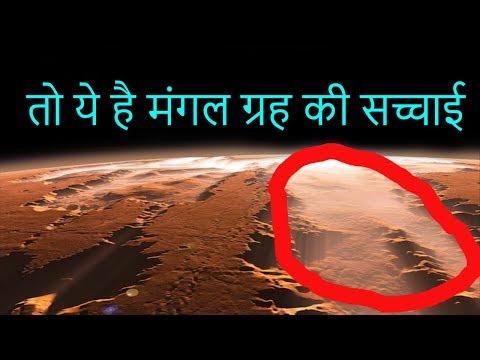 मंगल ग्रह का रहस्य | NASA Mars Mission - Red Planet In Hindi | Mission Mangal