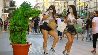 Bushman Prank in Madrid Scaring People [Parte #12] HILARIOUS