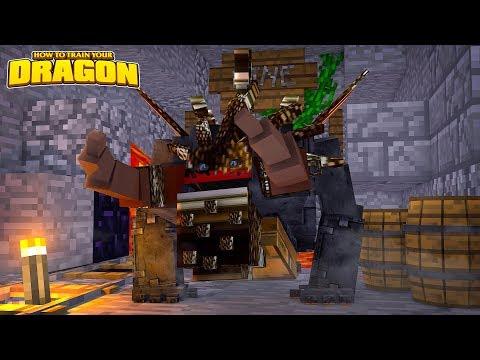 GIANT METAL BEWILDERBEAST!? - How To Train Your Dragon w/TinyTurtle