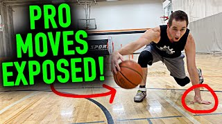 3 Moves to EXPOSE Aggressive Defenders | Basketball Scoring Moves