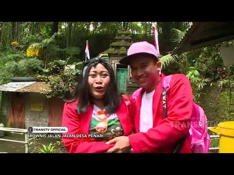 BROWNIS JALAN JALAN - Mbok Yen & Anwar Temukan Gapura Desa Penari?! (14/9/19) Part 2