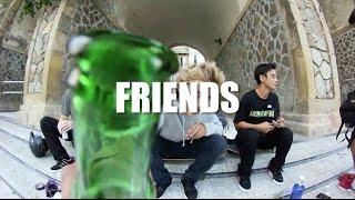 SK8MAFIA VIDEO 2016 FRIENDS SECTION