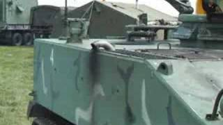 M114 Armored Personnel Carrier Startup