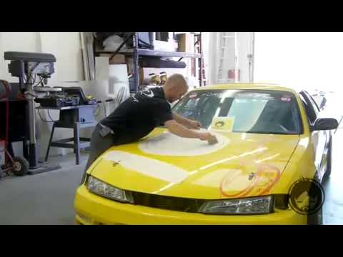How To Install Vinyl Graphics And Decals  Installing Modern Graphics