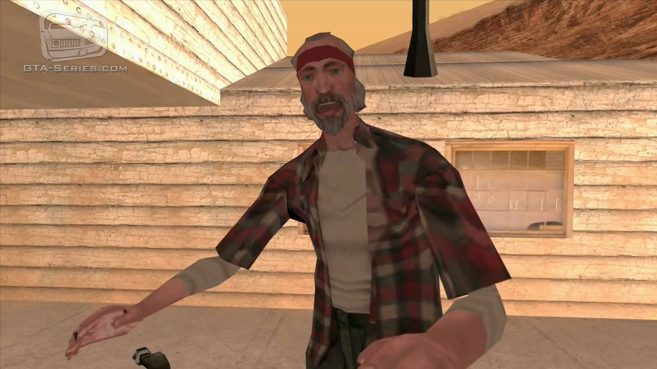 gta san andreas - walkthrough - mission  73 - green goo  hd
