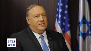 Pompeo Calls Out Ilhan Omar By Name, Say Her Anti-Semitic Comments Are 'Just Abhorrent' thumbnail