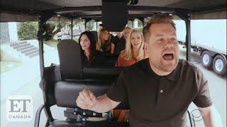 'Friends' Cast Joins James Corden For 'Carpool Karaoke', Reveal More Show Secrets