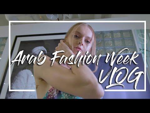 Arab Fashion Week VLOG - Umair Imtiaz - No Edge Productions