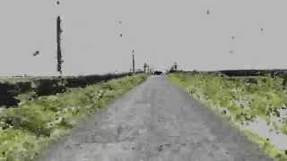 Local road photogrammetry point cloud