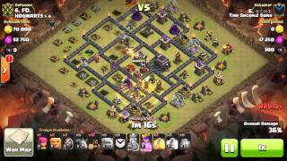 [Clash of Clans] Stoned GoHo #1