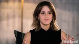 Emma Watson Explains Why Men Hate Feminism...Kinda