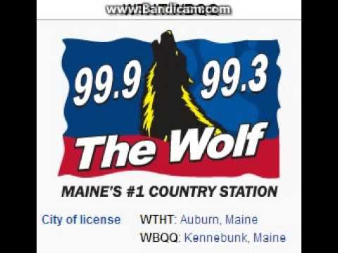 WTHT 99.9 / WBQQ 99.3 The Wolf Auburn/Kennebunk, ME TOTH ID at 7:00 p.m. 7/6/2014