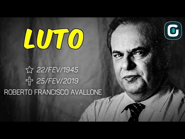 Programa Completo (25/02/19) Roberto Avallone morre aos 74 anos e gera comoção na imprensa