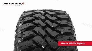 Обзор летней шины Maxxis MT-764 Bighorn ● Автосеть ●
