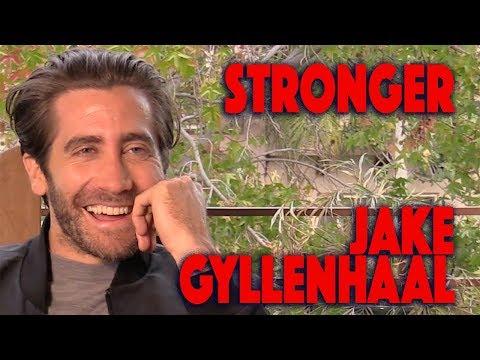 Dp30: Stronger, Jake Gyllenhaal