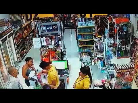Assaltantes invadiram e assaltaram geladão em Antônio Gonçalves