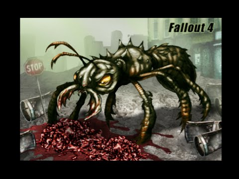 how to kill queen ant fallout 3