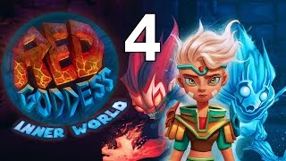 Red Goddess: Inner World PS4 Gameplay Part 4 - Find The Concrete Flower