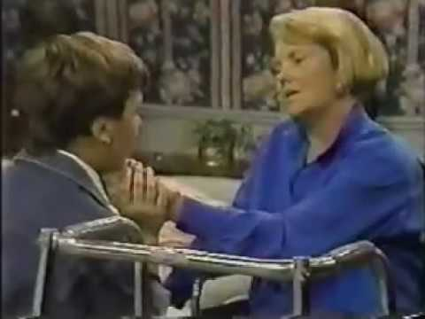 One Life To Live- A Stoke Viki Tells Dorian To Go To Hell 1990