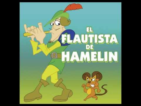 El Flautista de Hamelin (Cuento Infantil)