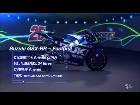 Rider and bike profile: Maverick Viñales