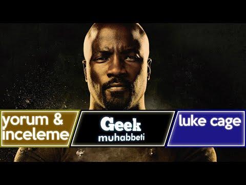"""LUKE CAGE - İnceleme - """"Karanlık Derken Amacımız Irkçı Espri Yapmak Değil!"""""""