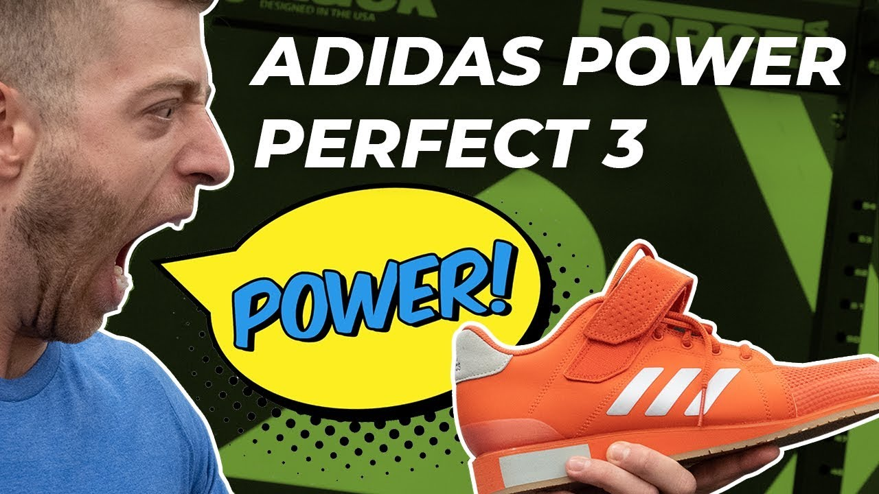 Perfect Adidas Power IiiChaussures De WH9IED2