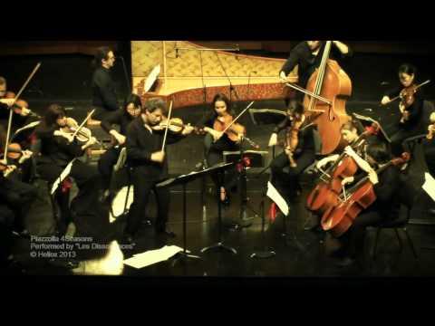 Les Dissonances - Piazzolla - Les 4 saisons de Buenos Aires - L'automne - extrait