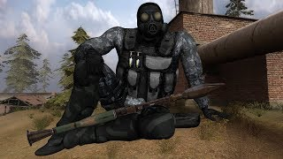 Dreadwing - Клип на игру S.T.A.L.K.E.R. - про Наёмников