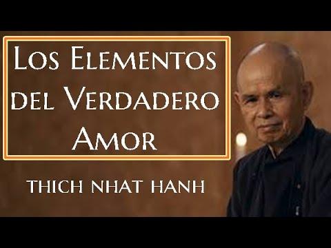 Los Elementos del Verdadero Amor - Thich Nhat Hanh