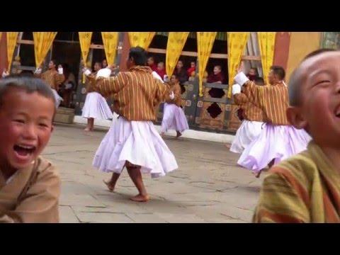 Bhutan Travel 2016