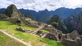 Machu Picchu, 2012