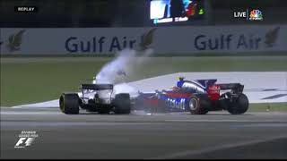 Formula One Fights, Arguments and Tempers