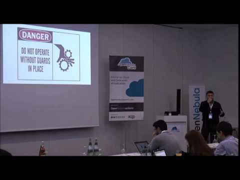 OpenNebulaConf 2014 - Keynote: OpenNebula and MoosesFS for disaster recorery by Carlo Daffara