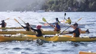 Sydney Karbour Kayaks Eco Tour