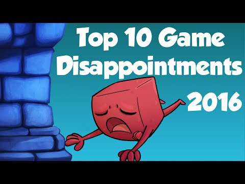 Top 10 Games We Wanted to Like - But Didn't!