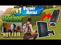 Streamers REACT to Cheater Winning $500,000 Fortnite Summer Skirmish Tournament!
