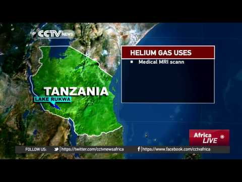 Scientists discover 54 billion cubic feet of helium gas in Tanzania