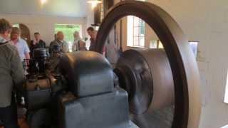 Großer Deutz Stationärmotor