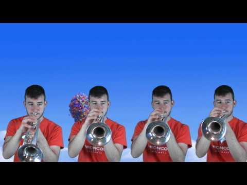 UP - Married Life (Trumpet Arrangement)