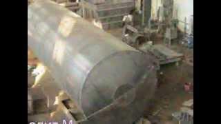 видео Емкостное и резервуарное оборудование из металла