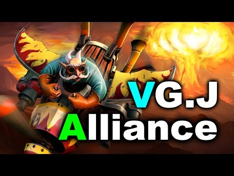 Alliance vs VG.J - SL i-League 2 - Invitational Lan Dota 2