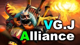 Alliance vs VG.J - SL i-League 2 - Invitational Lan Dota 2